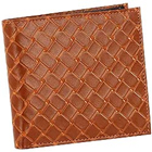 Light Brown Shaded Genuine Leather Mens Wallet from Leather Talk to Bellary