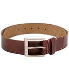 Trendy and Flashy Mens Leather Brown Belt to Gurgaon
