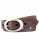 Fantastic Leather Brown Belt for Women from Titan Fastrack to Kolkata