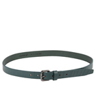 Mind Blowing Fastrack Leather Belt in Green from Titan Fastrack to Amaraoti