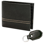 Vibrant Pioneer Mens Wallet and Key Chain Presented to You by Avon to Pallagoundapalayam
