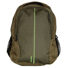 Astonishing Green Colored Backpack for Gents to Nashik