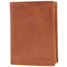 Super Amazing Urban Forest Genuine Leather Wallet for Men in Brown to Amlapuram