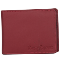 Enthralling Gents Leather Wallet in Brown from Longhorn to Tirunelveli