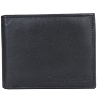 Impressionable Black Coloured Gents Leather Wallet from Longhorn to Bhubaneswar