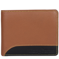 Remarkable Gents Leather Wallet in Brown from Longhorn to Mumbai