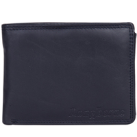 Impressive Longhorn Black and Red Coloured Gents Wallet to Bangalore