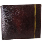Rich Born�s Stature Gracing Leather Wallet to Kolkata