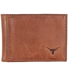 Exquisite Longhorn Gents Leather Wallet in Brown Colour to Nashik
