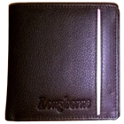 Elegant Black Coloured Leather Gents Wallet from Longhorn to Nashik
