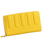 Genuine Leather Ladies Wallet in Yellow from Leather Talks to Chandigarh