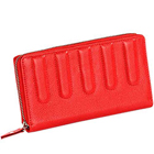 Genuine Leather Ladies Wallet in Red from Leather Talks to Mysore