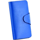 Blue Genuine Leather Leather Talk Ladies Wallet to Yamunanagar