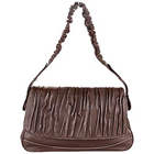 Smart and Chic looking Genuine Leather Ladies Handbags in Brown from Leather Talk to Bhubaneswar