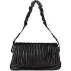 Smart and Chic looking Genuine Leather Ladies Handbags in Black from Leather Talk to Tirunelveli
