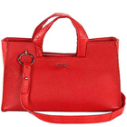 Red Suave Looking Genuine Leather Handbag from Leather Talk to Nashik