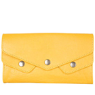 Stunning Yellow Ladies Wallet from Titan Fastrack to Alapuzha