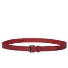 Admirable Red Belt of Leather for Ladies from Titan Fastrack to Chandigarh