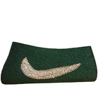 Stylish Green Ladies Purse from Spice Art to Bijapur