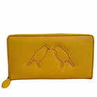 Stylish Yellow Coloured Spice Art Purse for Lovely Ladies to Mysore
