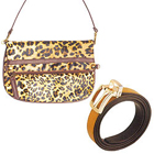 Wonderful Leona Sling Bag and Belt Combo by Avon to Mysore