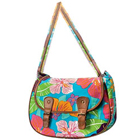 Incomparable Avon Flower Power Messenger Bag to Cochin