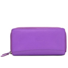 Remarkable Purple Leather Ladies Wallet  to Alapuzha