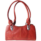 Attractive Ladies Leather Handbag from Rich Born to Alapuzha