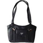Rich Born�s Winsome Possess Ladies Leather Handbag to Guwahati