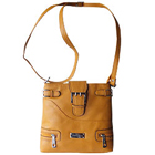 Rich Born�s Commodious Cultus Ladies Leather Handbag to Mysore