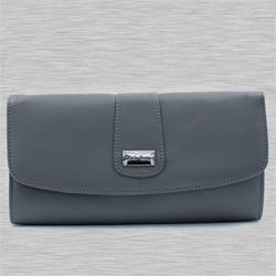 Stunning Grey Color Womens Handbag to Agartala