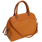 Steadfast Affiliate Laura Leather Handbag from Avon to Chandigarh