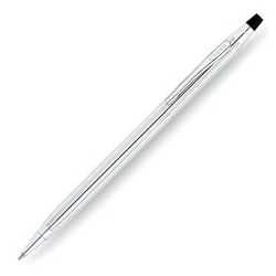 Cross Classic Century Lustrous Chrome Ballpoint Pen to Amaraoti