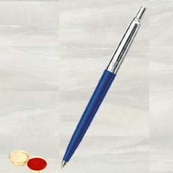 Pen  from Parker with free Roli Tilak and Chawal to Adilabad