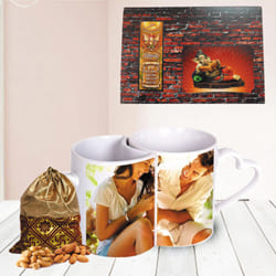 Fantastic Personalized Gift Combo for Housewarmings to Abohar