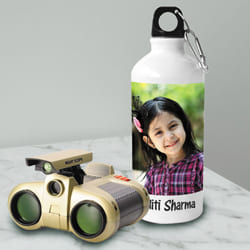 Exciting Personalized Photo Sipper with Binocular to Abohar