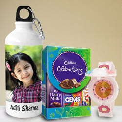Remarkable Personalized Gift Combo for Kids to Aizwal