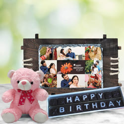 Exclusive Personalized Birthday Presents Gift Combo to Aizwal