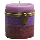 Aroma Candle (Pillar) to Gurgaon