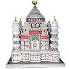 Intricately designed Taj Mahal Showpeice to Bihar