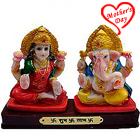 Lovely Lakshmi Ganesha Gift Statue for your Mother to Agra
