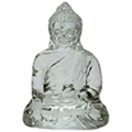 Crystal Buddha Gift to India