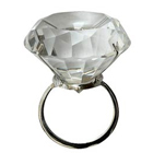 Gift your loved one by delivering this World�s Largest Crystal Diamond to Aligarh
