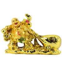 Feng Shui Laughing budha With Potli to Baghpat