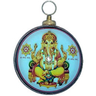 Ganesh yantra hanging to Bareilly