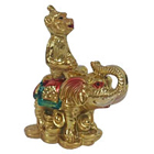 Feng Shui Monkey on Elephant to Baghpat