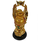 Glorious Laughing Buddha with Prosperity to Behrampur