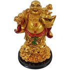 Auspicious Laughing Buddha With Stunning Allure to Behrampur