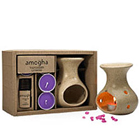 Magnificent IRIS Fragrance Vapourizer Gift Hamper to Guruvayoor