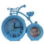 Appealing Photo Frame and Clock Duo to Palladam
